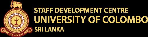Online Learning Management System, Staff Development Centre, University of Colombo